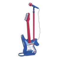 Bontempi Electric Guitar with Microphone and Amplifier
