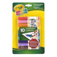Crayola Color Wonder - Filtspetspennor, 10 st.