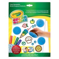 Crayola Color Wonder - Fragrance Stamp Set