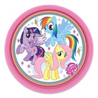 My Little Pony Pastry plates, 8pcs.