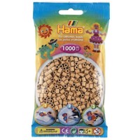 Hama Ironing Beads - Tan (207-75), 1000pcs.