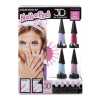 Nail-a-Peel Theme Set - Sugar Rush