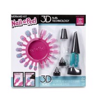 Nail-a-Peel Starter Set - Mermaid Set