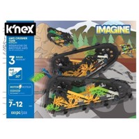 K'Nex 4WD Crusher Tank Building Set, 249dlg.