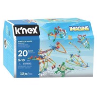 K'nex Bunch of Builds Building set, 353dlg.