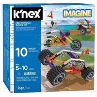 K'Nex Construction set Fast Vehicles, 96dlg.