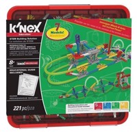 K'Nex Intro to Simple Machines - Wheels / Axles & Inclined Pla