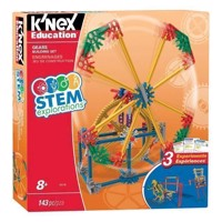 K'Nex Voice Explorations: Gears Building Set