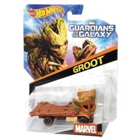Hot Wheels Marvel - Large