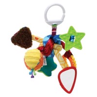 Lamaze Trek and Play activities Button