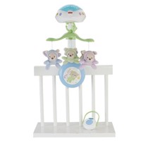 Fisher Price 3 in 1 Butterfly Dreams Mobil Projektor