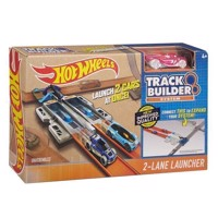 Hot Wheels Track Essentials-2-Lane Launcher