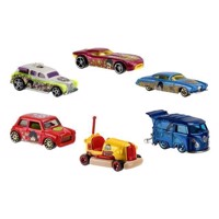 "Hot Wheels The Beatles Yellow Submarine ""Gul Ubåt"""
