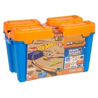 Hot Wheels Stunt Track Builder Box - Basic Set