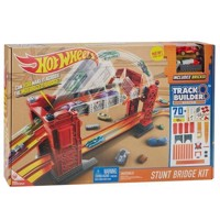 Hot Wheels Bilbana Bridge Stunt Set