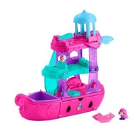 Fisher Price Shimmer & Shine Teenie Genies - Båt