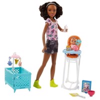 Barbie Babysitter Highchair