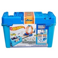 Hot Wheels Track Builder - Looping Challenge Set