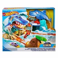 Hot Wheels Shark Attack Launcher
