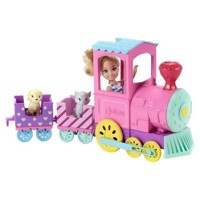Barbie Chelsea Train Playset
