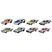 Hot Wheels 50-årsjubileum Zamac Jubileums Serien