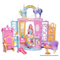 Barbie Dreamtopia Portable Castle