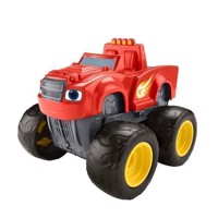 Fisher Price Blaze and the Monster Wheels Crane Truck Blaze
