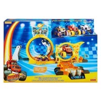 Fisher Price Blaze and the Monster Wheels - Axel City Playset