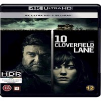 10 Cloverfield Lane 4K Blu-ray