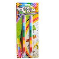 10in1 Crayon Pen, 2pcs