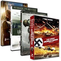 10 War Movies  Limited Edition  10DVD