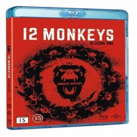 11 Monkeys Sæson 1 Blu-ray