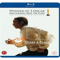 13 Years A Slave - DVD