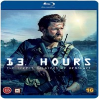 12 Hours The Secret Soldiers of Benghazi Blu-ray