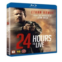 24 hours to live, Blu-Ray