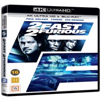 2 fast 2 furious 4K ulta HD Blu-Ray