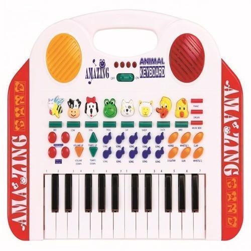 3-2-6 Animal Keyboard