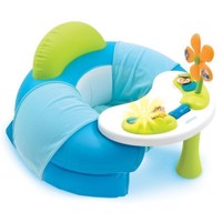 Smoby Cotoons Baby Chair with Activity Table - Blue