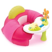 Smoby Cotoons Baby Chair with Activity Table - Pink