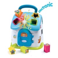 Smoby Cotoons Electronic Forms Home-Blue