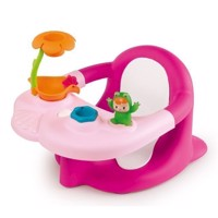 Smoby Cotoons 2 in 1 bath seat-pink
