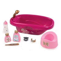 Smoby Baby Nurse bathtub with Accessories