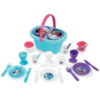 Smoby Disney Frozen Picnic basket, 20 pcs.