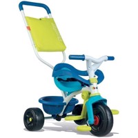 Smoby Be Fun Comfort Tricycle Blue