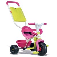 Smoby Be Fun Comfort Tricycle Pink