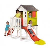 Smoby Playhouse with Slide