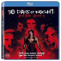 29 days of night  Dark days Blu-ray