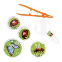 Bugs World Insects Observation Kit, 5 psc