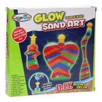 Sand art Glow in the Dark