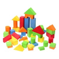 Building blocks Foam, 44dlg